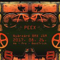 Pcsi nyrzr BMX JAM