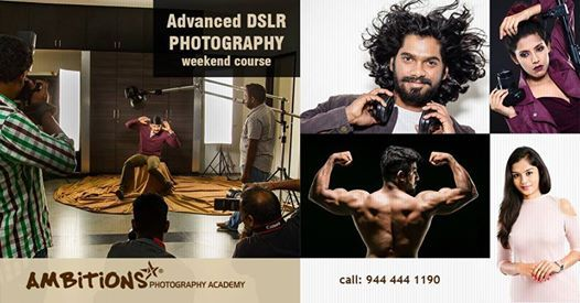 Advanced DSLR Photography weekend course