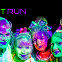Blacklight Run - Augusta