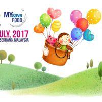 MYSaveFood at Malaysia Islamic Childrens Fair (MICF)