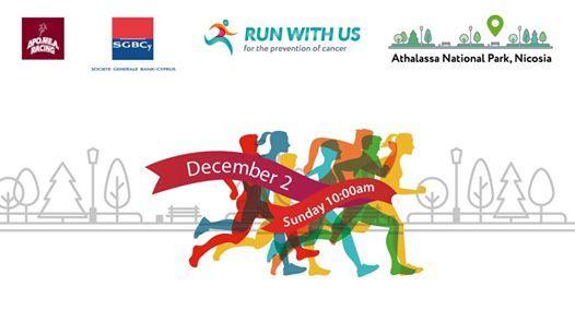 11th Societe Generale Bank Cyprus Run with Us 10Km & 5Km Race