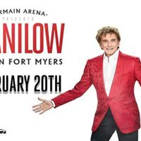 Germain Arena Presents Barry Manilow
