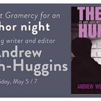 Author Night with Andrew Welsh-Huggins