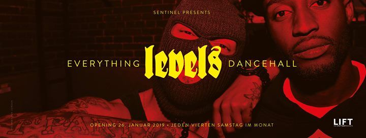 Levels - Everything Dancehall  Opening Night