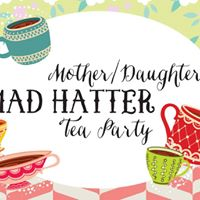 Marco Islands Mad Hatter MotherDaughter Tea Party