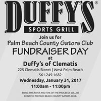 Palm Beach County Gator Club Networking Mixer &amp Fundraiser Day