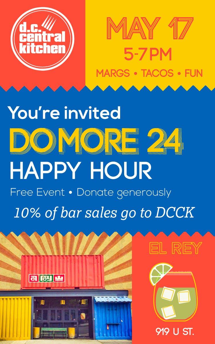 Do more 24 happy hour