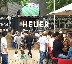 HEUER x WM 2018 - Live bertragung Outdoor &amp Indoor
