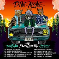 The Flatliners at The Working Class (Dine Alone Tour)