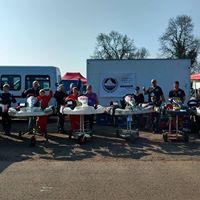 Barnwell School Races At Rye House Raceway With NatSKA