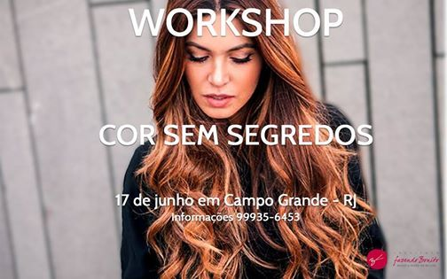 Workshop Cor sem Segredos