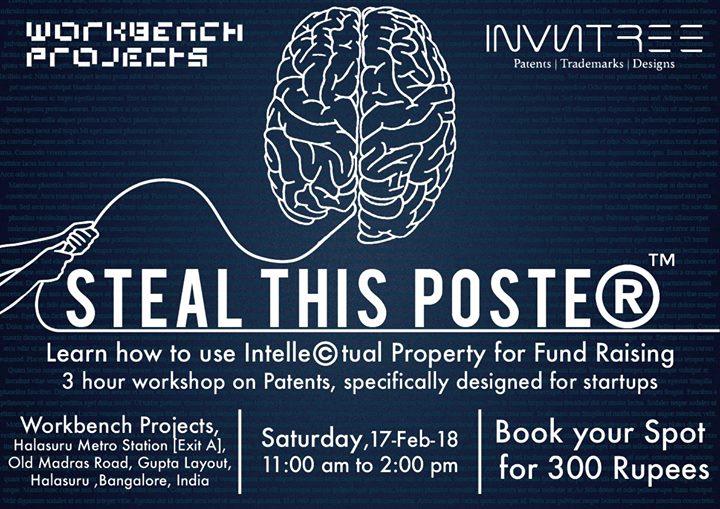 IP Workshop for Inventors and Start-Ups