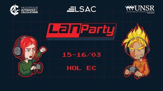 LAN Party National Edition