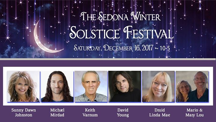 The Sedona Winter Solstice Festival
