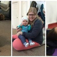 Baby &amp Me Yoga with Carly Stong at Life Yoga (6-class series)