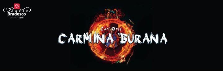 Carmina Burana - Teatro Bradesco