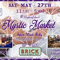 Mystic Market - Holistic Fair