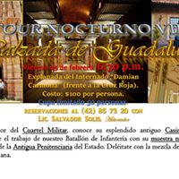 TOUR NOCTURNO VIP