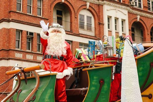2018 Credit Union Christmas Pageant