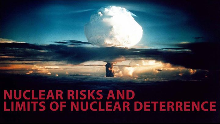 Nuclear risk and limits of nuclear deterrence