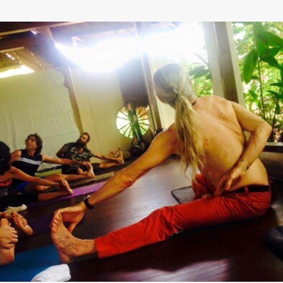Yoga Retreat and Teacher Training with Mark Whitwell