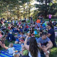 Kabalat Shabbat at The Park