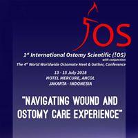 1st International Ostomy Scientific Meeting 2018