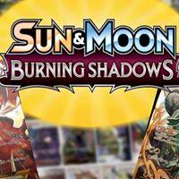 Pokemon Sun and Moon Burning Shadows Prerelease DaCube