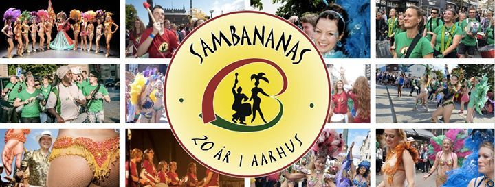 Sambananas 20th Anniversary