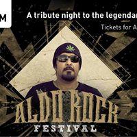 A tribute night to Aldo Rock