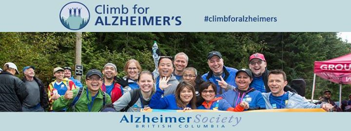 Climb for Alzheimers