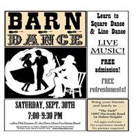 Barn Dance for Beginners