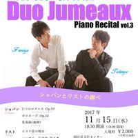 Duo Jumeaux vol.3