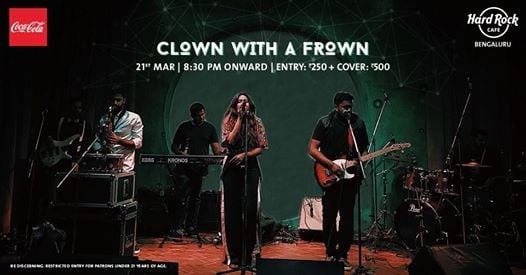 Clown With A Frown - Thursday Live