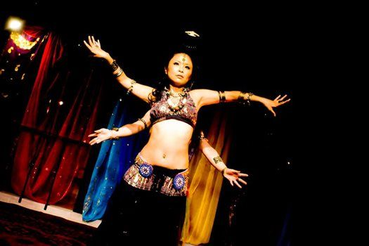 Free Trial Tribal Fusion Belly Dance Class w/Shiho at