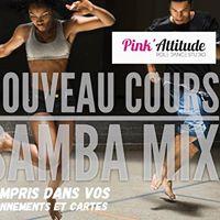 Cours de Samba Mix