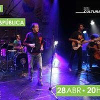 NASI com a banda Relespublica em Londrina
