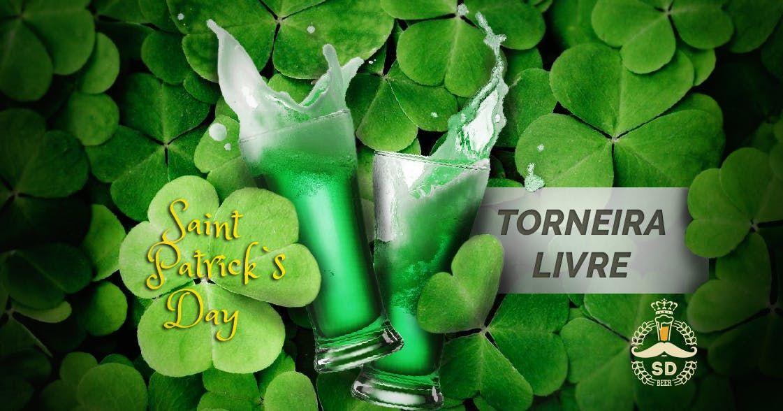 Saint Patricks Day - 10 TORNEIRAs LIVREs - guas Claras