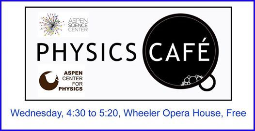 Physics Cafe