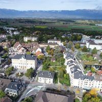 Ville de St Julien en Genevois