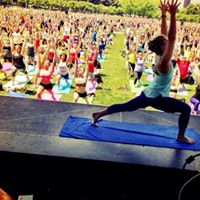 Summer Yoga Series (every Tuesday)