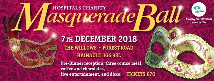 Charity Christmas Ball