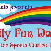Family Fun Day  Raich Carter Sports Centre Sunderland