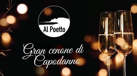 Gran Cenone di Capodanno - Ristorante Al Poetto - 3112
