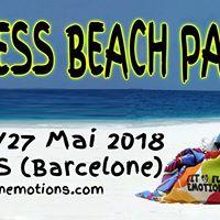 Fitness BEACH PARTY Mai 2018