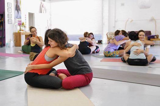 Dublin Partner Yoga Teacher Training