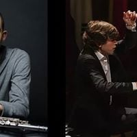 Anthony Trionfo Flutist with Albert Cano Smit Pianist