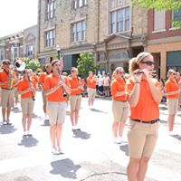 Poultry Days Grand Parade