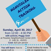 Nonviolence Action Training