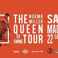 Norma Miller &amp The Billy Bros Swing Orchestra a Salsomaggiore